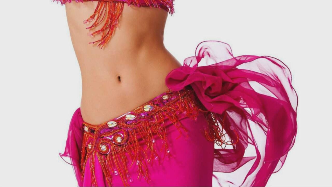 Танец живота помогает похуданию