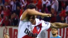 River Plate, Lanus'u Tek Golle Yendi