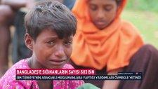Bangladeş'e Sığınanların Sayısı 603 Bin