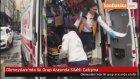 Okmeydanı'nda İki Grup Arasında Silahlı Çatışma