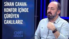 Sinan Canan: Konfor İçinde Çürüyen Canlılarız