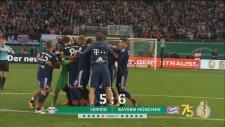 Timo Werner, Leipzig'i yaktı! Bayern Münih turladı