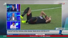 Yakup Kayış: Rodallega'ya ve Trabzonspor Camiasına Yakışmadı Dava Açıyorum