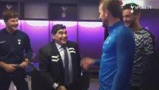Maradona'dan Harry Kane'e gol vuruşu taktiği