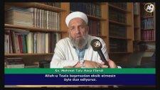 Mehmet Talu Hoca Ehli Sünnetin Kalesidir