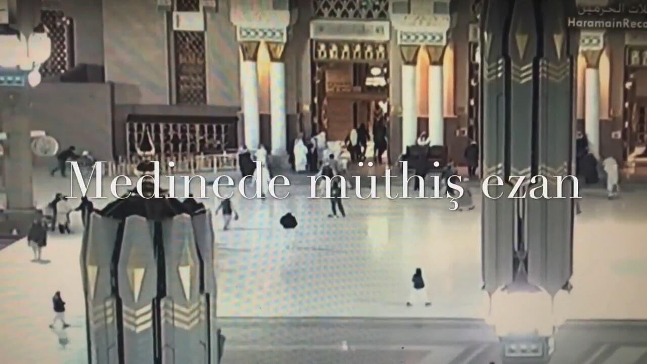 Most Beautiful Azan Madinah, Best Azan Ever Heard, Beautiful Azan İn The  World, Azan Youtube  Ezan