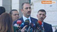Adalet Bakanı Abdülhamit Gül: (Chp'nin Erken Seçim Konuşması)