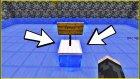 Minecraft Parkur Buton Haritası !