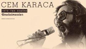Cem Karaca - 1970'ten Bu Güne Unutulmaz