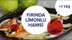 Fırında Limonlu Hamsi (1+ Yaş) - Portakalbahcem.com'dan Limon Geldi! | İki Anne Bir Mutfak
