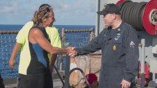 Okyanusta Kaybolan Denizci Kadınların 5 Ay Sonra Kurtarılması