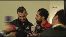 Negredo'dan Alanya'daki İlk Golü İçin Açıklama