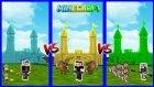 Silahla Kaleni Koru! (0.999 Zorluk) - Minecraft