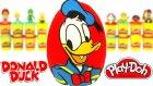 Donald Duck Vak Vak Amca Sürpriz Yumurta Oyun Hamuru - Cicibiciler Oyuncaklar