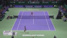 Wozniacki, Venus Williams'ı Yendi, Şampiyon Oldu