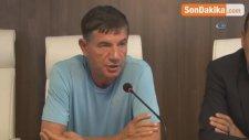 Adana Demirspor'da Teknik Direktör Giray Bulak İstifa Etti (Hd)