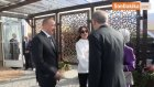 Aliyev, Erdoğan'ı Karşıladı