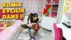 Despacito Dansı ve Komik Evcilik Oyunu !! Yeni Mutfak Setleri
