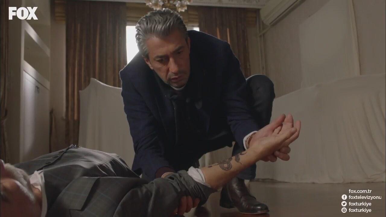 Ali Kemal'in anne ve babasının katili Orhan mı? Kayıtdışı 7. Bölüm izle