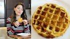Patatesten Waffle Nasıl Yapılır? | Canan Kurban