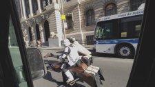 Star Wars Benzeri Motorlar Yapıp New York Caddelerinde Gezen Youtuberlar