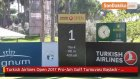 Turkish Airlines Open 2017 Pro-Am Golf Turnuvası Başladı - Antalya