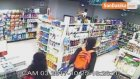 Karı Koca Hırsızlık Yaparken Yakalandı... Hırsızlık Anı Kamerada