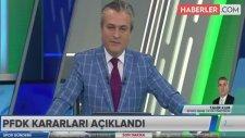 Osmanlısporlu Futbolcu Özer Hurmacı, 6 Ay Futboldan Men Edildi