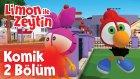 Limon ile Zeytin - Komik İki Bölüm | Çizgi Film