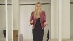 Siyah Mini Elbise Kombinleri - Çağla Şikel