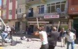 Ağrı'da Meydan Muharebesi Gibi Kavga