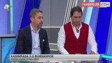Süper Ligde Kasımpaşa ile Bursaspor 2-2 Berabere Kaldı
