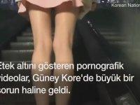 Güney Kore Polisinden Etek Altı Videolarına Çözüm