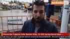 Mersin'de Yağışlar Sele Neden Oldu, D-100 Karayolunun Bazı Bölümleri Sular Altında Kaldı