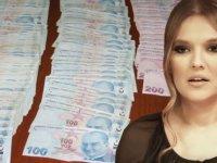Demet Akalın'ın Poşette 1 Milyon Lira Unutması