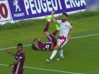 Elazığspor - Gaziantepspor Maçındaki İlginç Gol