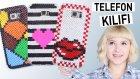 Hama Boncuklarıyla Telefon Kılıfı | Kendin Yap | Dıy