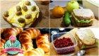Öğrenci ve Çalışanlar İçin Kahvaltılık Sandviç Önerileri  / Ayşenur Altan Yemek Tarifleri