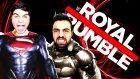 Superman Ve Batman Kavgada ! Ilk Defa !