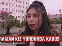 Karaman Kız Yurdu Öğrencilerinin Samara Kabusu