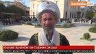 Osmanlı Kıyafetleri ile Türbeleri Geziyor