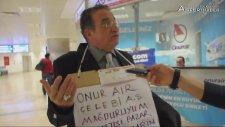 Adanalı Profesörden Onur Air'e Tepki - Airport Haber
