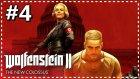 Durmadan Ateş Et | Wolfenstein Iı The New Colossus #4