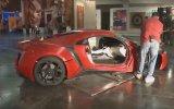 Fast & Furious 7'deki Sahnelerin Çekimi Aşaması