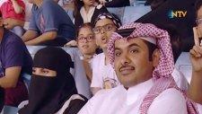 Suudi Arabistan'da Kadınların Stadyuma Girmesine ilk Kez İzin Verildi