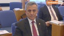 Gümrük ve Ticaret Bakanı Bülent Tüfenkci, Plan ve Bütçe Komisyonu Üyelerine Bakanlık Hakkında Bilgi.