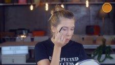 Ezgi Kasapoğlu Uygulamalı Anlatıyor: Kaş Boyama Teknikleri