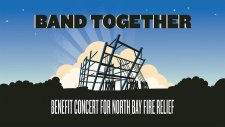 Band Together Bay Area: A Benefit Concert for North Bay Fire Relief