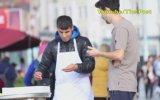 Fakir Gözüküp Emekçilerden Yardım İstemek  Sosyal Deney