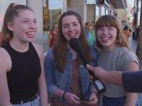 Jimmy Kimmel'ın iPhone 4'u İnsanlara iPhone X Diye Tanıtması